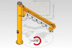 column-mounted-slewing-jib-crane-270-degrees-underbraced