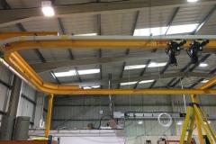 12.5-Tonne-Looped-Monorail-Crane
